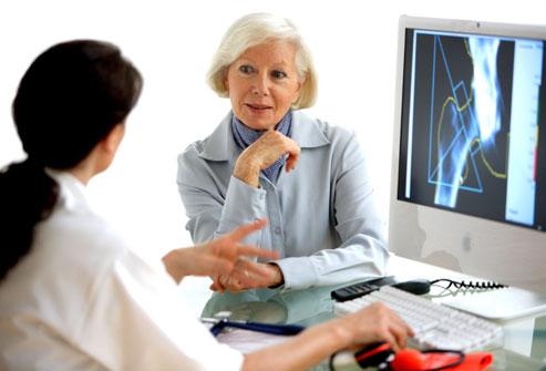 Диагностика остеопороза у женщин